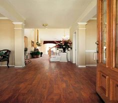 Supreme Click Polynesian RosewoodLaminate Flooring - LOCL3911