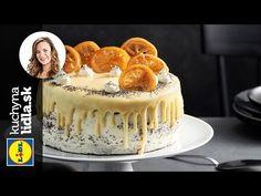 Recept na makovú tortu bez múky  | Kuchyňa Lidla