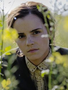 Emma Watson as 'Lena' in Colonia.