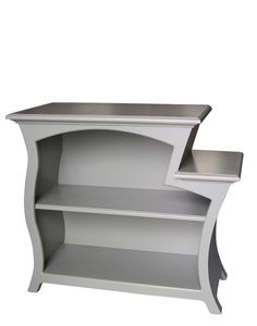Bookcase No. 6 in Ash Gray by dust furniture*