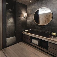 Elegant Bathroom by CC Architects by design_interior_homes