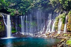 Fantastic Waterfalls Of The World