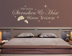 Einfach mal den Tag zum Kuscheln und Träumen nutzen! #Wunschtext #Schalfzimmer #Federn #Wandtattoo