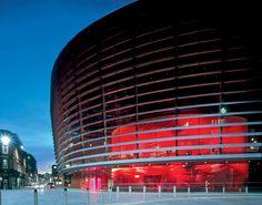 Rafael Viñoly Architects :: Curve Building Images, Built Environment, Master Plan, United Kingdom, Skyscraper, Multi Story Building, London, Architecture, Places