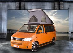 The Birchover is a desirable 2 or 4 berth compact camper