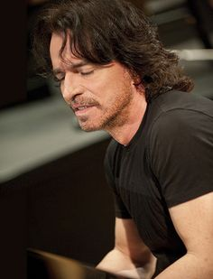 Yanni..in love with his special style of classical arraignments.