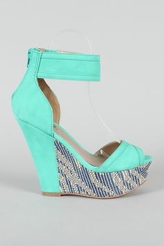 Love these sea green