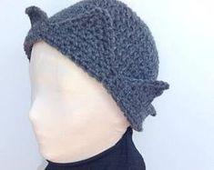 Jughead Beanie Knitting Pattern/Jughead Hat Knitting | Etsy Crochet Cross, Knit Or Crochet, Crochet Hats, Knitting Patterns, Crochet Patterns, Make Arrangements, Knit Beanie, True Colors, Knitted Hats