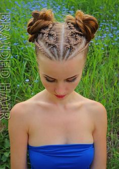 What are the different braid styles? Braided Hair Styles What are the different braid styles? Half Braided Hairstyles, African Natural Hairstyles, Box Braids Hairstyles, Down Hairstyles, Summer Hairstyles, Unique Hairstyles, Different Braid Styles, Curly Hair Styles, Natural Hair Styles