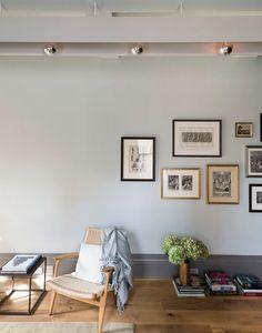 Индустриальный лофт в Нью-Йорке | Пуфик - блог о дизайне интерьера