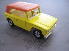 Matchbox Field car no 18 Lesney Made in England 1969 Superfast vintage
