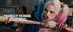 "honeydoyouwantmenow: "" The Signs as Harley Quinn (Voice) Actresses Which Harley did you get? """