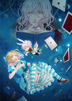 Diabolik Lovers (More Blood)- Yui, Subaru, and Carla #Anime #Game #Otome Wonderland ✨