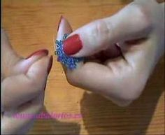 Anillo Osiris - Abalorios.es - - YouTube