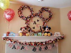 Ideas de la fiesta de cumpleaños de Mickey Mouse - Disney | Foto 24 de 38 | Catch My Party