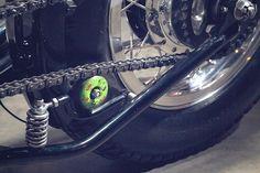 Popbang Classics: Чоппер Honda CB360 Hardache