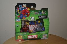 Creature from the Black Lagoon 168249: Minimates Marvel Iron Man And Rhino Tru Exclusive Free S H Mip -> BUY IT NOW ONLY: $99.99 on eBay!