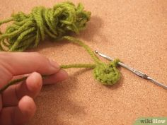 Image intitulée Crochet a Magic Ring Step 5