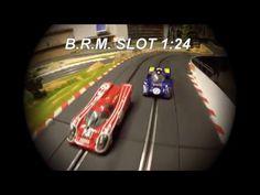 BRM BATTLE SLOT CAR 1:24 PORSCHE 917 K VS FERRARI 512 M MOLETTARING SLOT TRACK 1/24 BRM Slot Car - Ferrari 512 - Limited Edition - 'Camel Filters' - No.7 - 1971 LeMans 24 HourFERRARI 512M SUNOCO / BRM MODEL CARS Team Penske at Le Mans