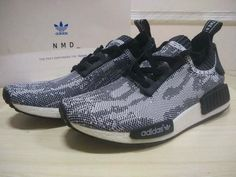 the best attitude 289ef 5b56d Adidas NMD Runner Pk S79478 Primeknit Grey Black White fashion shoes 2018  Sneaker