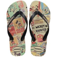 rock our Disney Side this summer and maybe even wear them with my top 10 Disney swim suits! I hope you enjoy my top 5 Disney shoes for summer! Mickey Shoes, Mickey Love, Disney Purse, Rubber Flip Flops, Fashion Slippers, Disney Outfits, Disney Fashion, Ciabatta, Disney Style