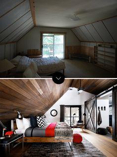 Фото из статьи: До и после: ремонт в 25 интерьерах