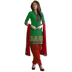 New Arrival  Cotton Embroidery Suits