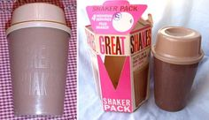 OMG!  Great Shakes.  I made these all the time.  Had the shaker container for years!  Chocolate usually, but the Butterscotch was very yummy!! Retro Advertising, Vintage Advertisements, Vintage Ads, Vintage Stuff, Those Were The Days, The Good Old Days, Retro Recipes, Vintage Recipes, Back In My Day
