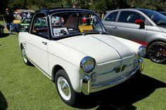 Autobianchi Bianchina 1961