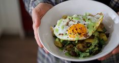 Bombay Potato Brekky | TVNZ OnDemand I Foods, Inventions, Brunch, Cooking Recipes, Potatoes, Vegetarian, Tasty, Dishes, Vegetables