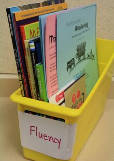 Provide Engaging Text in Fluency Station--Here are some simple ways to increase reading fluency. The article includes a downloadable list of recommended resources to use in a Fluency Station.