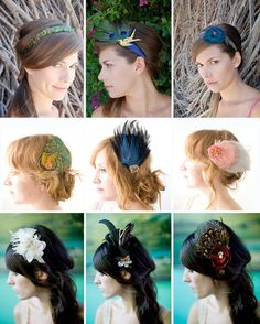 Top Left Hairband and also one below it.