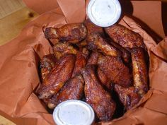 Hill Country Smoked Chicken Wings- best smoked wings we have made yet.