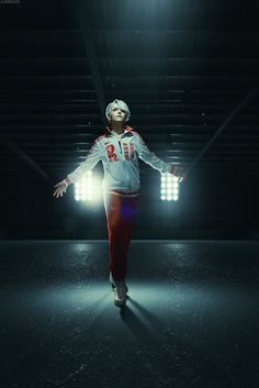 Gesha Petrovich(Gesha ) Victor Nikiforov Cosplay Photo - Cure WorldCosplay