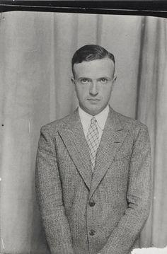 "Man Ray, ""Michel Leiris"", 1926."