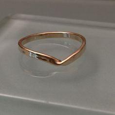 Final Reduce! V Shape Ring