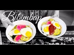 HD Bibimbap Breakfast :  Easy Asian - Redneck Fusion Cooking Recipes - YouTube