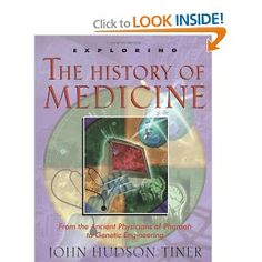 Loving this book's presentation of the history of medicine.  I'm learning so much!