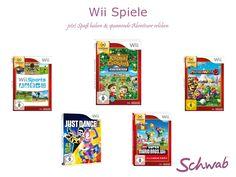 Diese topaktuellen #Wii #Spiele laden zu spannenden Abenteuern ein