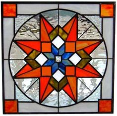 stained glass mandala - Google Search