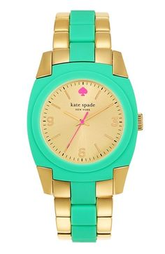 kate+spade+new+york+'skyline'+bracelet+watch,+36mm+(Nordstrom+Exclusive)+available+at+#Nordstrom