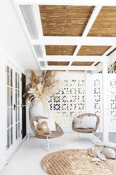 Modern Home Decoration .Modern Home Decoration Style At Home, Design Room, House Design, Patio Design, Interior And Exterior, Interior Design, Decoration Inspiration, Decor Ideas, Home Fashion