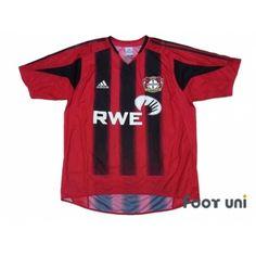 Bayer Leverkusen Trikot Pin 2003//2004 Home RWE Badge