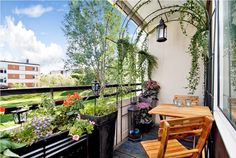Nordic Soul: Love your Balcony