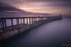 North Yorkshire pier