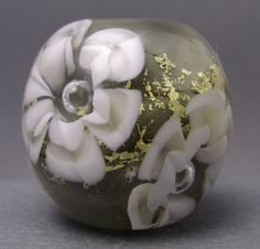 Complex creased petal tutorial - Lampwork Etc.
