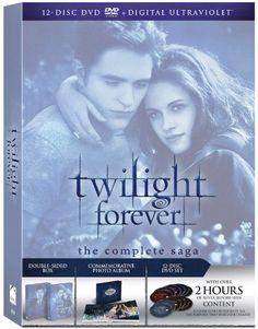 Twilight Forever: The Complete Saga [DVD + Digital] #deals