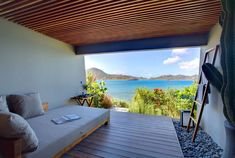 New Spa at Christopher Hotel, St. Barts