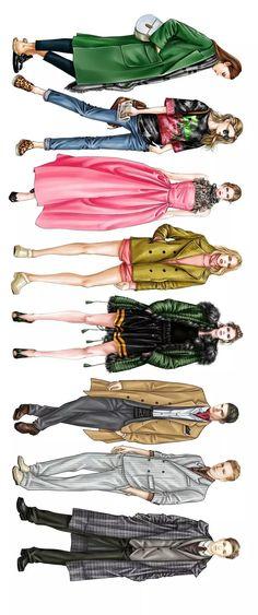 Dress Design Sketches, Fashion Design Sketchbook, Fashion Design Drawings, Fashion Model Sketch, Fashion Sketches, Fashion Illustration Face, Fashion Drawing Tutorial, Fashion Drawing Dresses, Fashion Figures