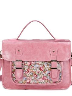 15e350a0da retro floral Cambridge style messenger bag [asian i candy] Sac Cartable,  Besace,